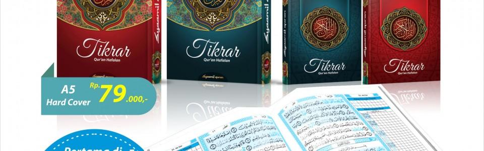 Penjualan Al-Quran Wakaf Untuk Hafalan