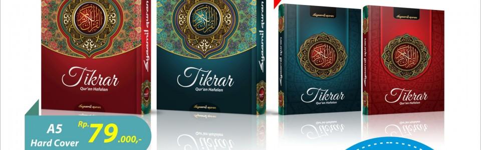 Tempat Memesan Al-Quran Tikrar Syaamil Quran