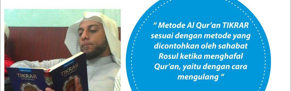 Tips Sederhana Mengajarkan Al-Quran Pada Anak